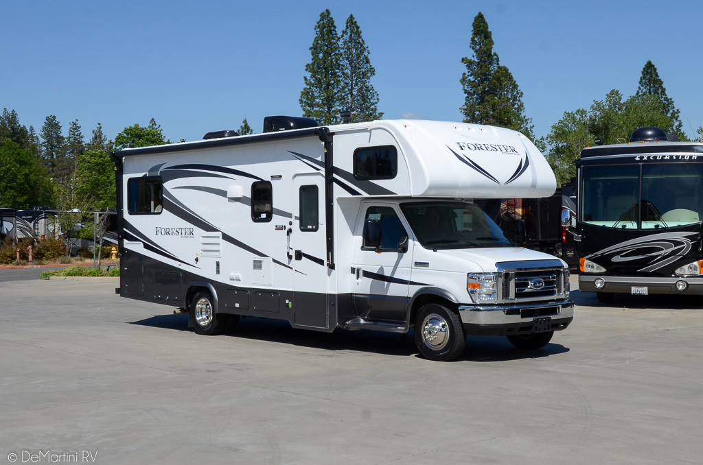 Best used motorhome deals