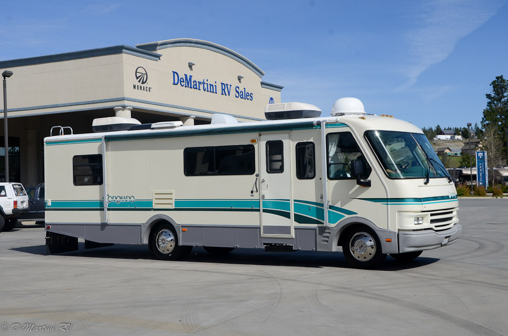 New And Used Motorhome Dealer