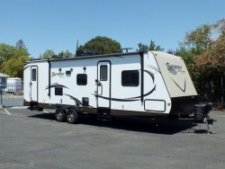 2014 Forest River Surveyor 291