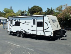 2014 Forest River Surveyor 264